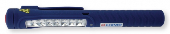 BERNER LED Vreckové svetlo IP20